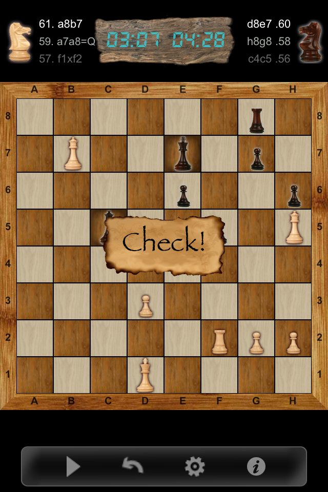 Screenshot Chess Deluxe!!
